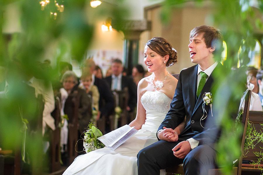 wedding romy david