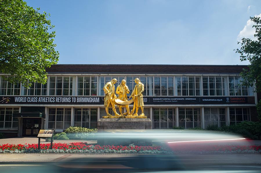 birmingham monument uk
