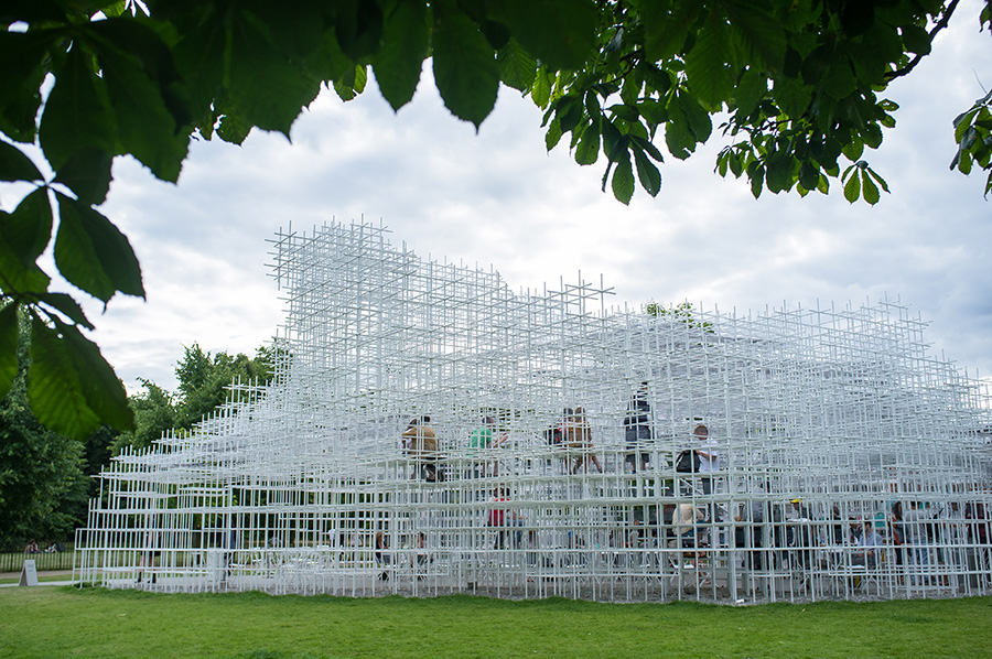The Serpentine Pavilion London