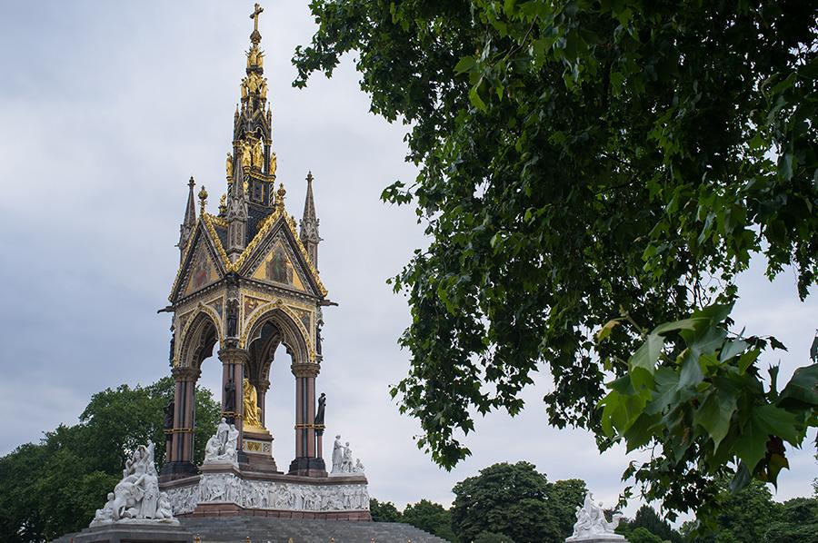 Albert Memorial UK